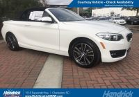 Bmw 2 Series for Sale Inspirational Pre Owned 2019 Bmw 2 Series 230i Rwd Convertible