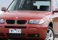 Bmw 2005 Beautiful Bmw X3 3 0d M Sport Package [au Spec] E83 2005–06