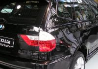 Bmw 2006 Luxury File Bmw X3 06 Rear Jpg Wikimedia Mons
