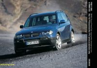 Bmw 2006 New Bmw X3 2 0d at 177 Hp