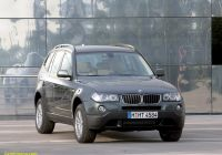 Bmw 2007 Luxury Bmw X3 2 0d E83 2007–10 Wallpapers