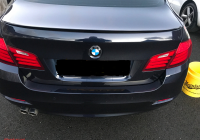 Bmw 2010 Fresh Fitted F10 Spoiler Lip F07 F10 F11 2010 2017 Bmw 5