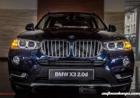 Bmw 2014 Elegant Bmw Launches the All New 2014 Bmw X3 In India [image Update