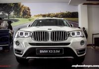 Bmw 2014 Inspirational Bmw Launches the All New 2014 Bmw X3 In India [image Update