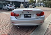 Bmw 3 Series Convertible Unique Pre Owned 2015 Bmw 4 Series 435i Xdrive