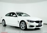 Bmw 3 Series Coupe New New 2020 Bmw 4 Series with Navigation & Awd