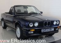 Bmw 320i for Sale Lovely Bmw 320i E30 Cabriolet 1988 for Sale at Erclassics