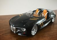 Bmw 328 Awesome norev Bmw 328 Hommage Concept Dealer Edition Black