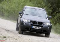 Bmw 350 Best Of 2008 Bmw X3 2 0d