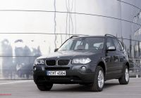 Bmw 350 Luxury 2008 Bmw X3 2 0d