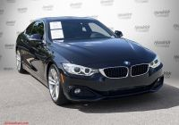Bmw 428i Coupe Unique Pre Owned 2017 Bmw 4 Series 430i