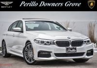 Bmw 5 Series for Sale Beautiful Pre Owned 2019 Bmw 5 Series 530i Xdrive M Sport Premium with Navigation & Awd