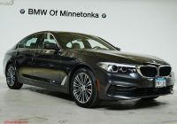 Bmw 5 Series for Sale Elegant Pre Owned 2019 Bmw 5 Series 530i Xdrive with Navigation & Awd