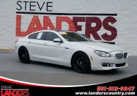 Bmw 6 Series Convertible Awesome Pre Owned 2014 Bmw 6 Series 650i Xdrive with Navigation & Awd