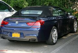 Awesome Bmw 6 Series Convertible