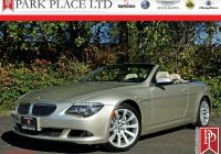 Bmw 6 Series Convertible Luxury Used 2010 Bmw 650i at Park Place aston Martin Wbaeb5c57ac