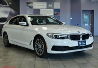 Bmw Certified Pre Owned Beautiful Executive Demo 2019 Bmw 5 Series