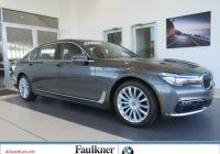 Bmw Certified Pre Owned Unique Certified Pre Owned 2016 Bmw 7 Series 740i
