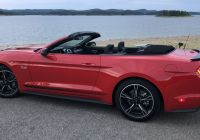 Bmw Convertible for Sale Beautiful 2017 Race Red Mustang Gt 5 0 Convertible California Special