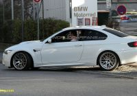 Bmw M3 2010 Lovely 2010 Bmw M3 Coupe Facelift Spied