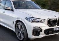 Bmw Truck Beautiful Bmw X5 2019 Review