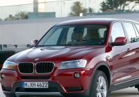 Bmw X3 2011 New 2011 Bmw X3 Priced at 39 100 Euro