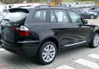 Bmw X3 2012 Luxury Shutter Line Recalled 2012 Steering Problems