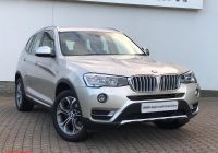 Bmw X3 2017 Awesome Used 2017 Bmw X3 F25 X3 Xdrive20d Xline B47 2 0d for Sale In