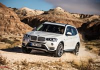 Bmw X3 2017 Beautiful 2015 Bmw X3 Review Ratings Specs Prices and S the