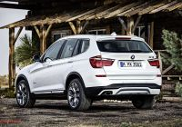 Bmw X3 2017 Luxury Bmw X3 F25 Specs & Photos 2014 2015 2016 2017