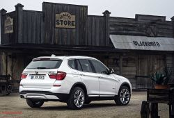 Unique Bmw X3 2017