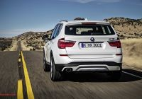 Bmw X4 2016 New Bmw X3 F25 Specs & Photos 2014 2015 2016 2017