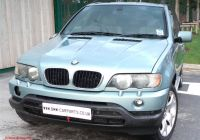 Bmw X5 2002 Sports Awesome 2002 Bmw X5 D Sport Estate Diesel Automatic Breaking for