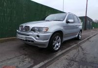 Bmw X5 2002 Sports Best Of 2001 Bmw X5 Sport Estate Petrol Automatic Breaking for