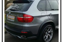 Awesome Bmw X5 2008