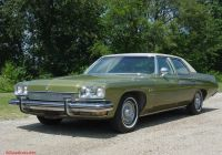 Buick Car New 1973 Buick Lesabre for A Short Time