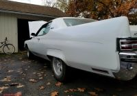 Buick Car New Buick Electra 1972 for Sale Exterior Color White