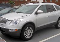 Buick Enclave Cargo Space Best Of 2008 Buick Enclave Cx 4dr Suv 3 6l V6 Awd Auto