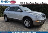 Buick Enclave Cargo Space Fresh Vehicles for Sale Near Bunnell Fl Ritchey Autos