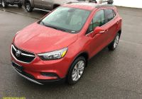 Buick Encore 2019 Awesome New 2019 Buick Encore Preferred Awd