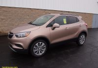 Buick Encore 2019 Awesome New 2019 Buick Encore Preferred Fwd