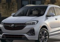 Buick Encore 2019 Inspirational 2020 Buick Encore Gx What We Know so Far