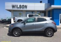 Buick Encore 2019 Luxury 2019 Buick Encore for Sale at Wilson Chevrolet Buick Gmc