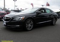 Buick Lacrosse 2019 Awesome Used 2019 Buick Lacrosse Essence for Sale $28 990