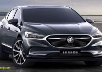 Buick Lacrosse 2019 Elegant Buick Lacrosse Facelift Goes Ficial In China