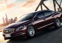 Buick Lacrosse 2019 Fresh 2019 Buick Lacrosse Review Redesign and Price