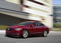 Buick Lacrosse 2019 Fresh Sport touring Model Joins 2019 Buick Lacrosse Lineup