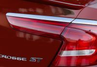 Buick Lacrosse 2019 Lovely 2019 Buick Lacrosse Sport touring Taillight and Spoiler