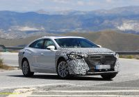 Buick Lacrosse 2019 Lovely Spy S 2019 Buick Lacrosse Facelift Caught Testing In