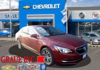 Buick Lacrosse 2019 New Lincoln Il New 2019 Buick Lacrosse Vehicles for Sale